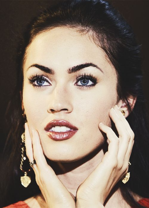 I want Megan Fox's eyebrows | The brows are back ...