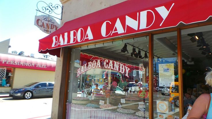 23 Best Images About Balboa Candy On Pinterest Newport