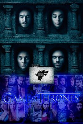 """""""The Winds of Winter"""" is the tenth and final episode of the sixth season of HBO's fantasy television series Game of Thrones, and the 60th overall. It was written by series co-creators David Benioff and D. B. Weiss, and directed by Miguel Sapochnik. It aired on June 26, 2016."""