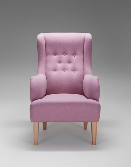 Carl Malmsten Lilac Chair