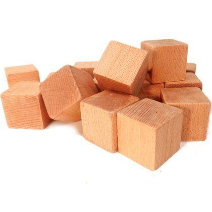 Деревянные кубики.. Безопасные буковые кубики без острых краев и углов. Подходят как для игры так и для творчества.   У бука очень крепкая древесина, по характеристикам схожа с дубом. Кубиками можно стучать, ронять, никаких следов и вмятин не останется.