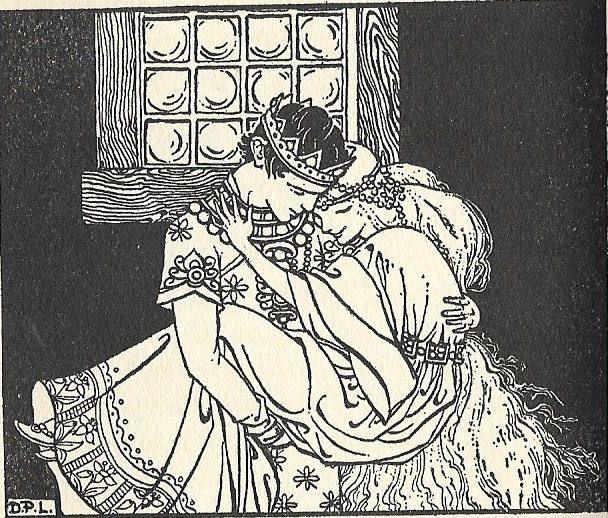 Image result for the light princess illustration