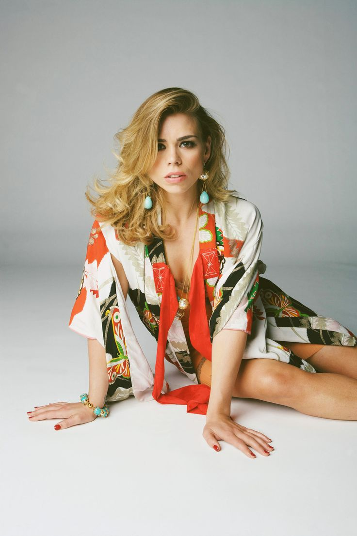 My style icon / Ms Billie Piper as Hannah Baxter, Belle du Jour