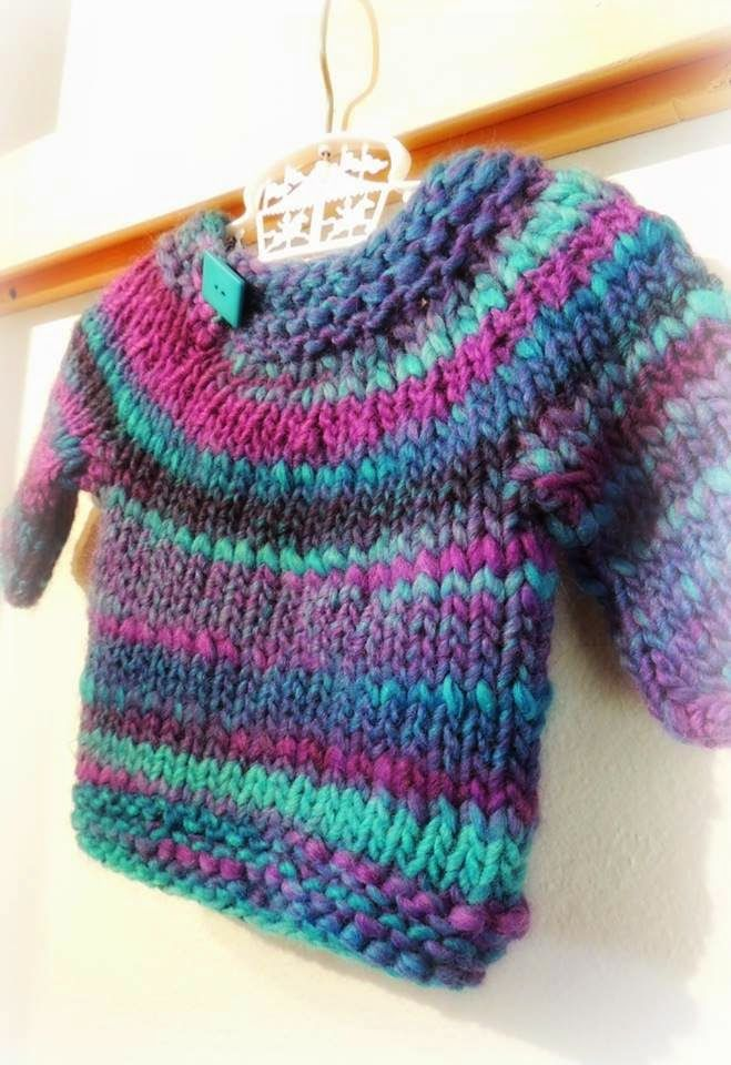 17 Best images about Knitting...Sweaters for little girls ...