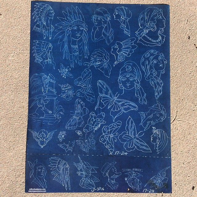 77 best trad images on pinterest traditional traditional tattoo the 3rd percy waters blueprint poster is now available on yellowbeakpress 25 malvernweather Image collections