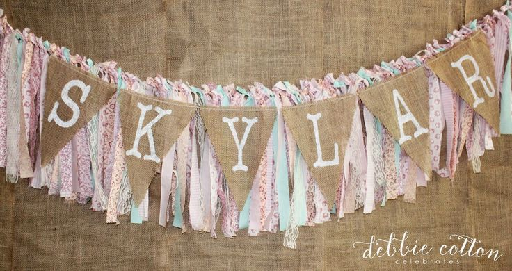 Inspired Honey Bee: celebrate: shabby chic birthday fun