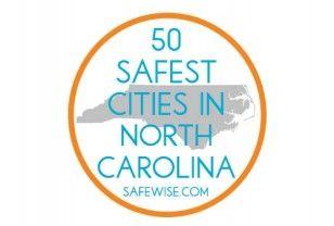 50 Safest Cities in North Carolina