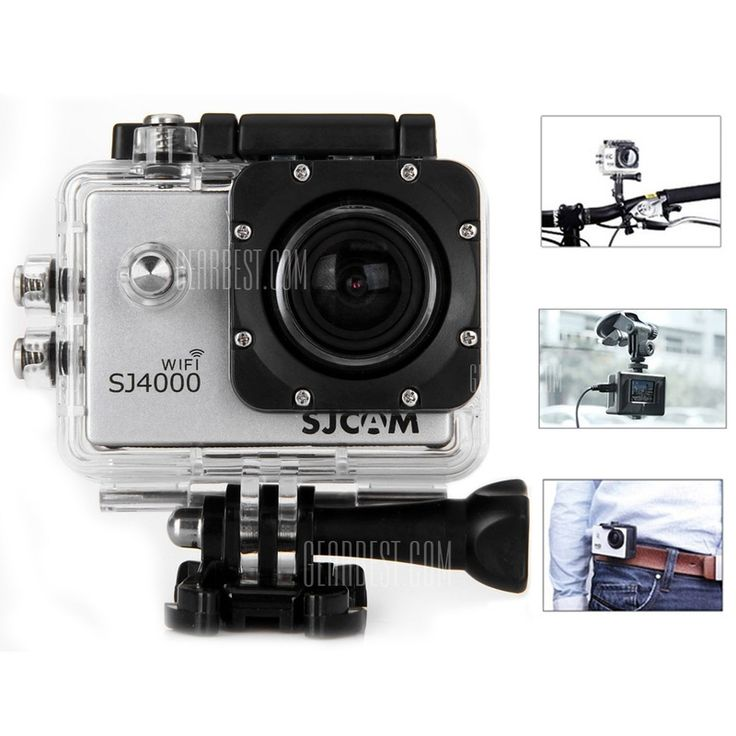 SJCAM SJ4000 WiFi,Action Camera, Discount Coupon from Gearbest - Mobiles-Coupons