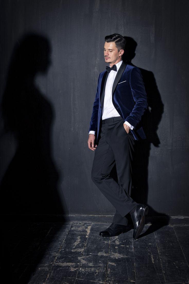 Discover the AIDAN BLUE suit