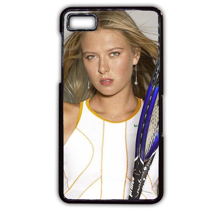 Maria Sharapova Tennis Player TATUM-6855 Blackberry Phonecase Cover For Blackberry Q10, Blackberry Z10