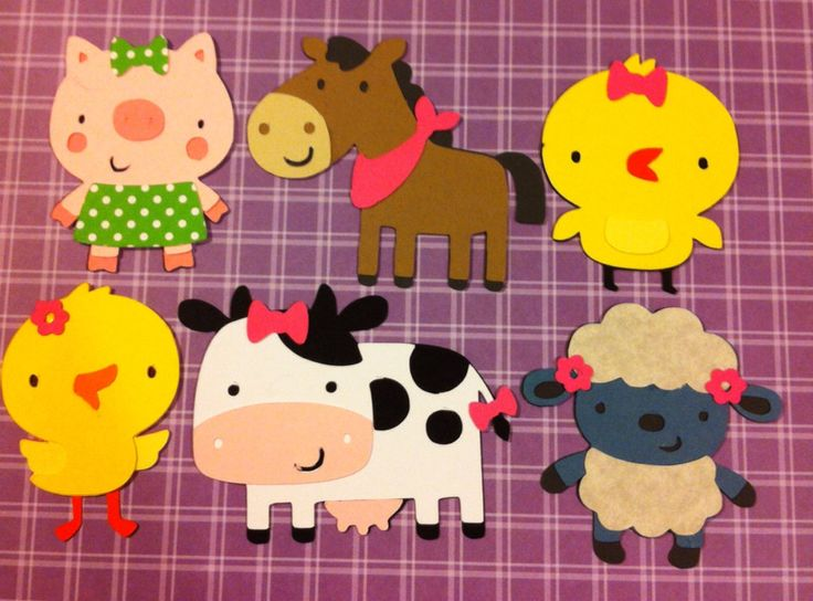 Set of 12 Farm Animal Cupcake Toppers, Farm Animal Themes, Pigs, Cows, Sheep, Horse, Party Decor, Baby Shower, Birthday Parties by LittleMissStarchick on Etsy https://www.etsy.com/listing/205496603/set-of-12-farm-animal-cupcake-toppers