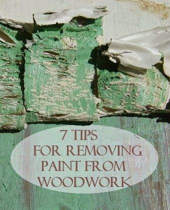 7 Tips For Removing Paint From Woodwork - Although time-consuming, stripping paint from wooden door frames, windows, or floorboards, is fairly easy.