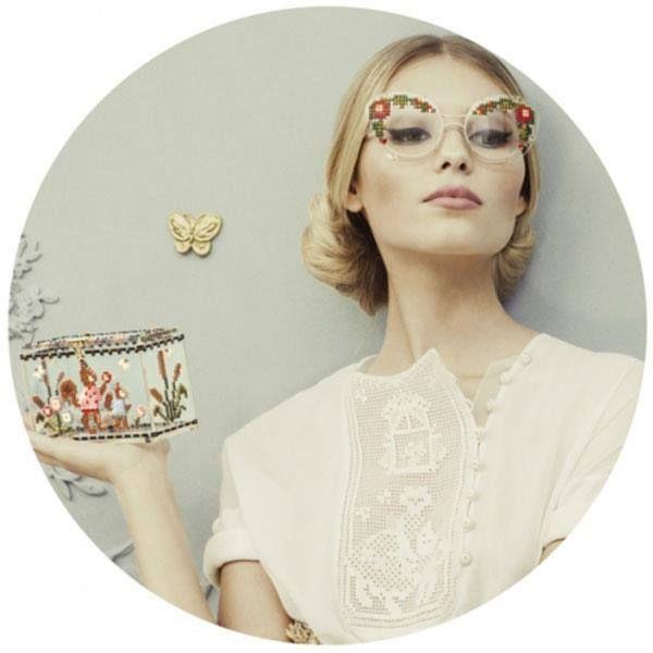 Húsvét... Ulyana Sergeenko Couture Spring-Summer 2013.