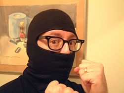 Make a Homemade Ninja Outfit. this is a funny step by step how to make a ninja outfit includes warning