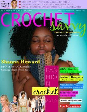 Crochet Savvy Spring 2012 by Crochet Savvy Magazine - issuu