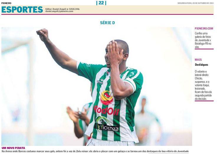 Final Série D 2013 - JU 2 x 1 Botafogo-PB - 28/10