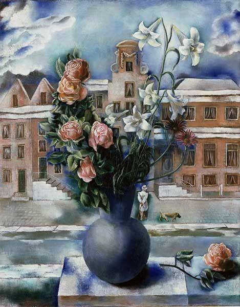 Bloemstuk [1931] - Carel Willink