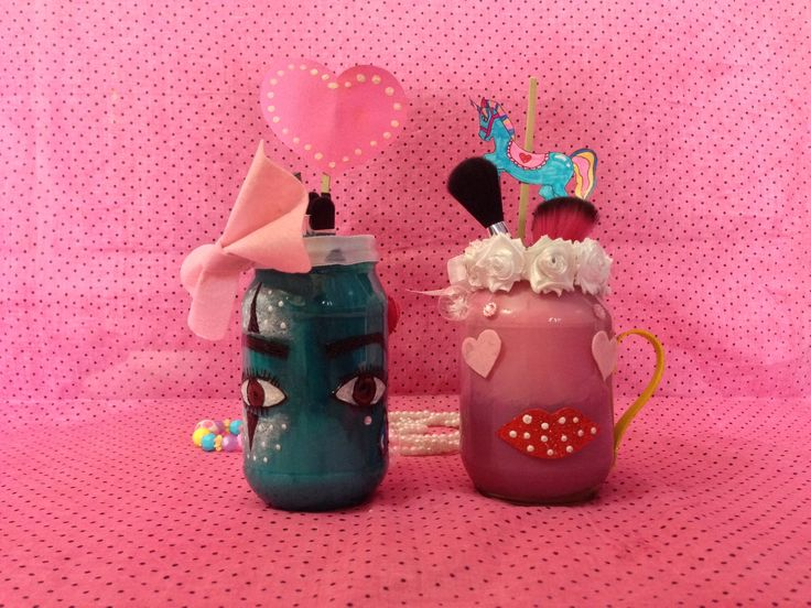 🍼💧DIY Melanie Martinez Makeup Brush Holders 💧🍼 Cry Baby
