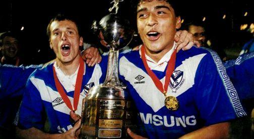 Vélez Campeón Copa Libertadores 1994