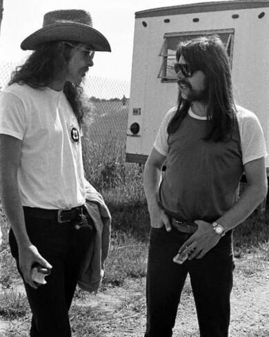 Ted Nugent and Bob Seger two  of the greatest