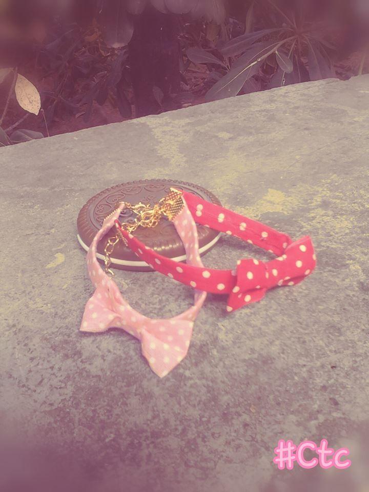 girly and funky polka dot pink/red bracelets...5$ #ctc #collection #polka #dot #bracelet