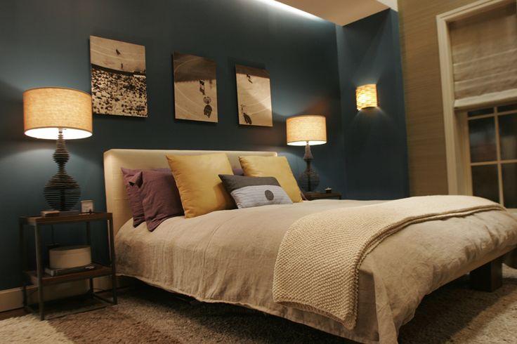 Nate Archibald's Bedroom in Chuck Bass's Empire Hotel Suite via Christina Tonkin Interiors BlogChristina Tonkin Interiors Blog