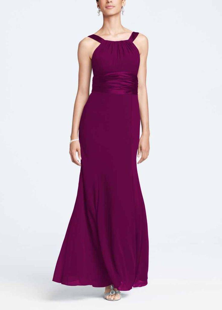 10 mejores imágenes de Bridesmaid Dresses Sangria Color en Pinterest ...