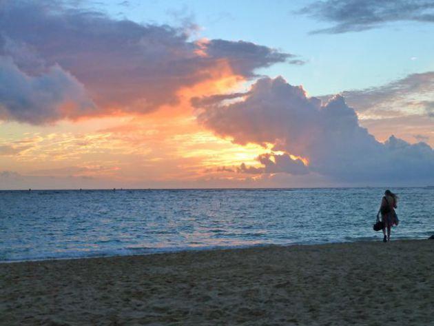 HAWAII: My One Wild & Precious Life - Waikiki (Photo: Louise Eddy)