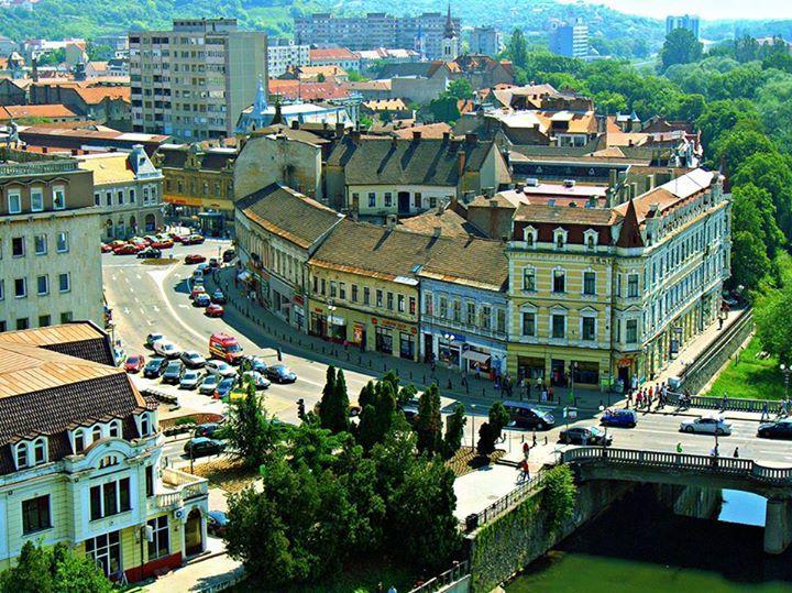 Oradea, the green city. Credits to Marculescu Eugen #Oradea #Romania #beautiful #city #Europe #holiday