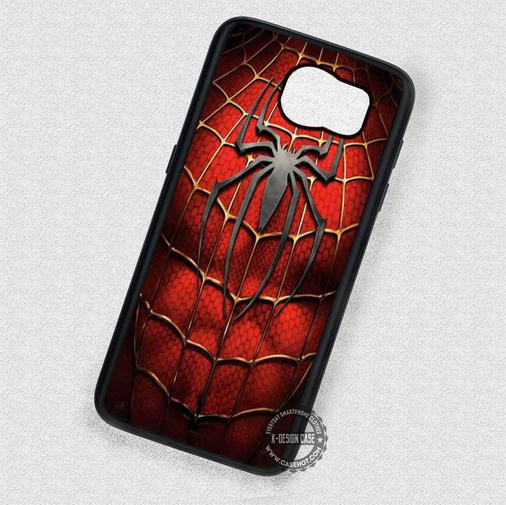 Costume Superhero Spider Man - Samsung Galaxy S6 S5 S4 Note 5 Cases & Covers