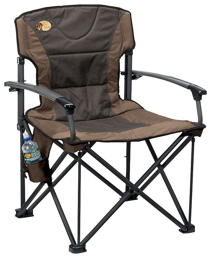 Bass Pro Shops 174 Big Outdoorsman Xl Fold Up Chair Bass