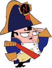 Napoleon Cartoon