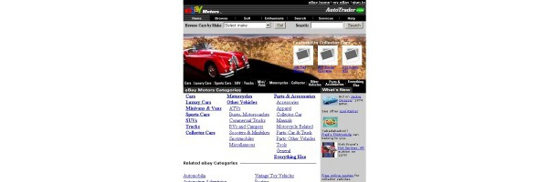 How 35 Famous Websites Looked Before – Blast From the Past!