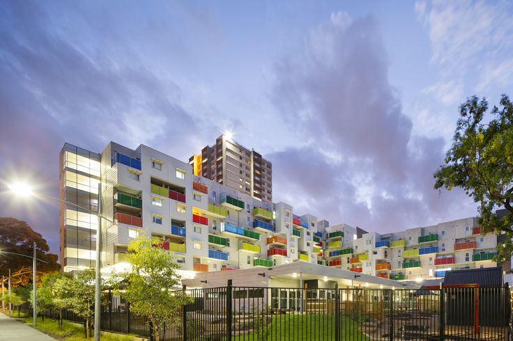 Social Housing & Childcare - Fitzroy