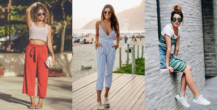 9 tendências incríveis de moda para a primavera/verão 2018