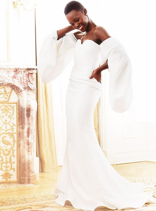 FAB Editorial: Beauty Overload! More Photos Of Lupita Nyong'o In People Magazine May 2014 Issue
