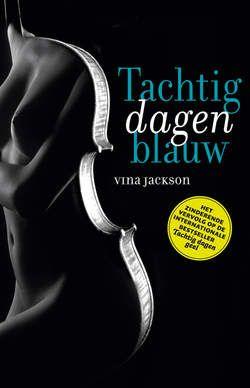 Maker omslag: Uitgeverij Prometheus. Het erotische 'Tachtig dagen' van Vina Jackson geweigerd vanwege naakt op de cover. (ISTORE)