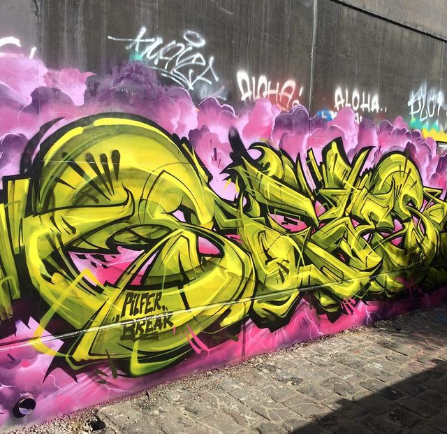 40 best Sofles images on Pinterest | Graffiti, Graffiti artwork and ...