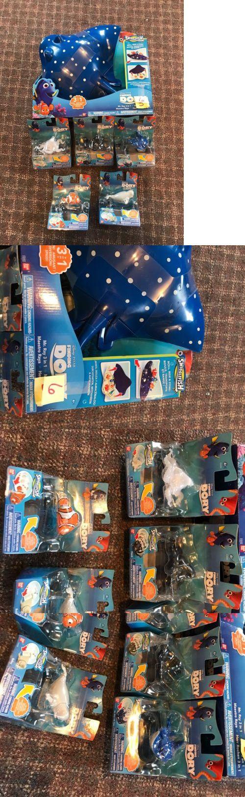 Finding Nemo 50310: Disney Finding Dory Swigglefish Toys Lot Mr. Ray Hank Tile Hank Nemo Bailey Nib -> BUY IT NOW ONLY: $62.99 on eBay!