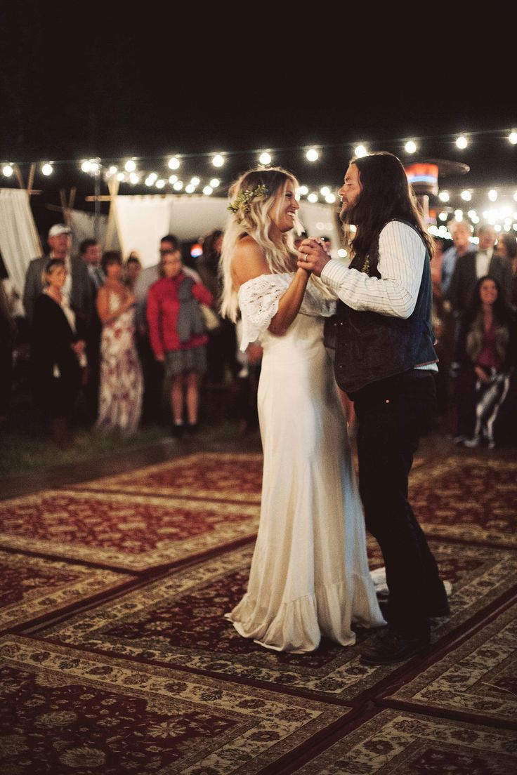 9 Free Spirited Ways To Be A Gorgeous Bohemian Bride