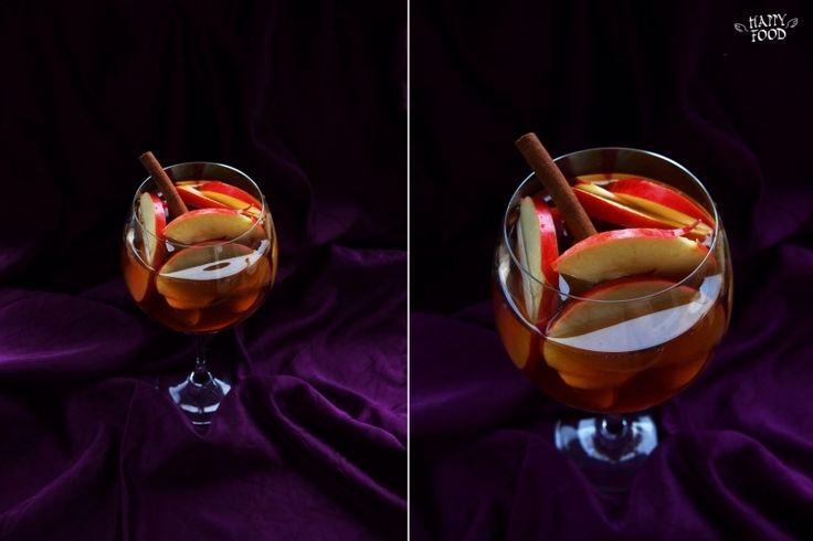 Сангрия apple pie