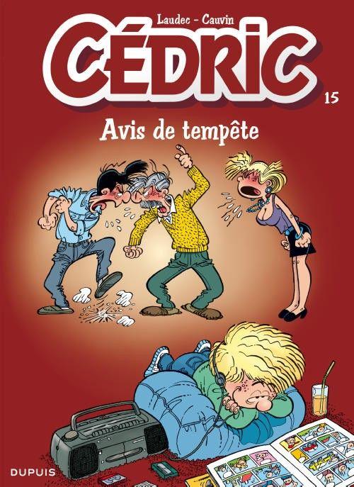 série Cédric