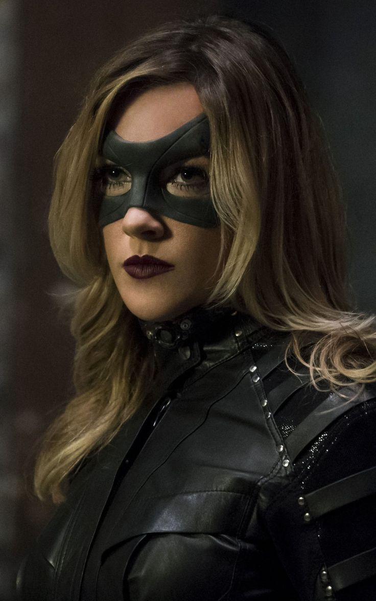 Arrow 4x02 - Black Canary (Laurel Lance)