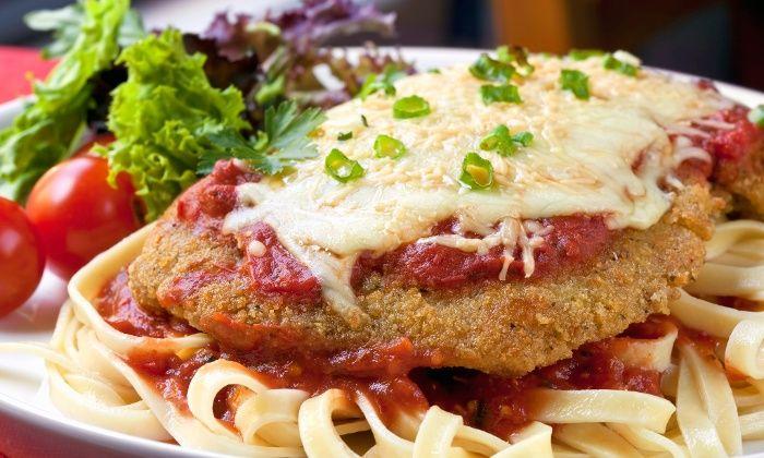 Italian Cuisine for Two or Four - La Fourno Ristorante Trattoria | Groupon
