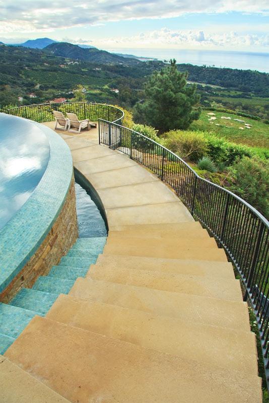 Landscape Architecture By Van Atta Associates, Inc   U0027Fireflyu0027 In  Montecito, CA