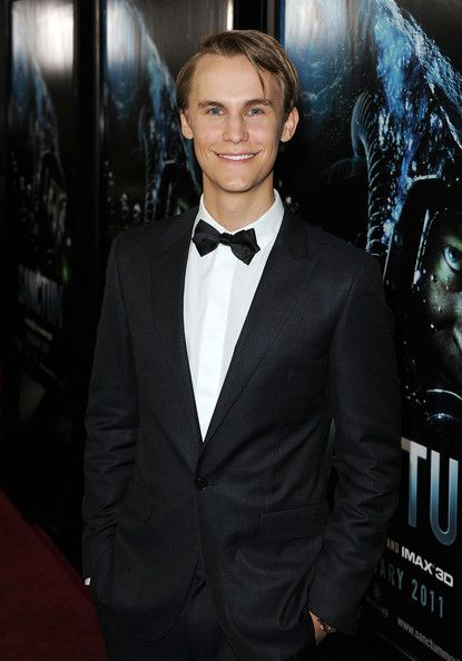 "Rhys Wakefield in Premiere Of Universal Pictures' ""Sanctum"" - Red Carpet"