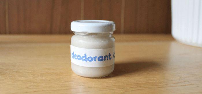 Deodorant home mate,  misschien eens proberen
