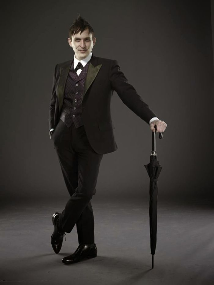 Oswald Cobblepot (Robin Lord Taylor) The man- The Penguin