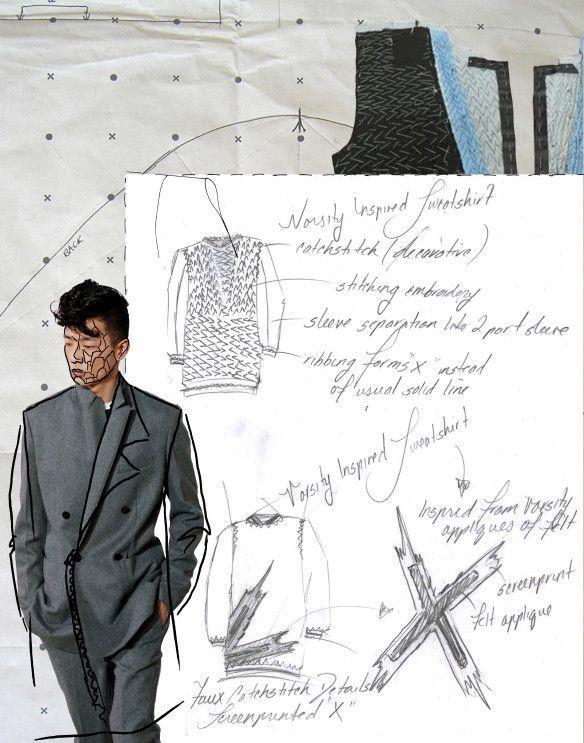 Fashion Sketchbook   Fashion Sketches; Creative Fashion Design Process;  Fashion Portfolio // Nichelle