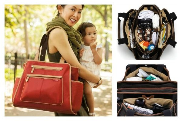 Best diaper bags for two kids